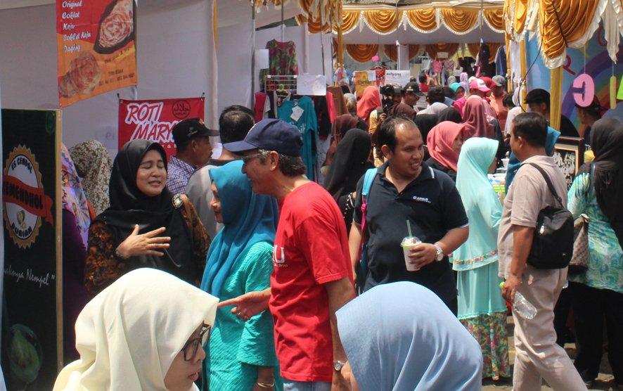 Suasana Bazaar
