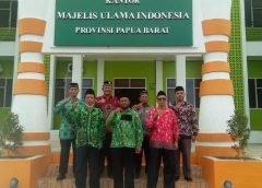 LDII Silaturohim dengan MUI Papua Barat