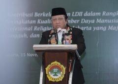 Musyawarah Wilayah LDII DKI Jakarta, 15 November 2020 dalam Foto