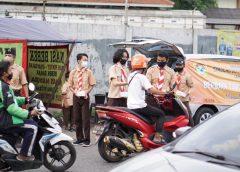 DPD LDII Jakarta Utara Dan Sako SPN Cabang Jakarta Utara Berbagi Di Saat Pandemi