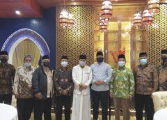 Santai dan Hangat Silaturrahim Syawal dan Halal bi Halal Pengurus Harian LDII Kota Jakarta Pusat dengan Pengurus Harian MUI Kota Jakarta Pusat