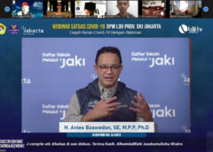 Gubernur DKI Jakarta: Tidak Hanya Gelar Vaksinasi, Edukasi Publik Juga Penting