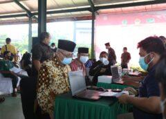 Puskesmas Cipayung Jakarta Timur Vaksinasi Lebih dari 15.000 Warga, Dukung Target Herd Immunity